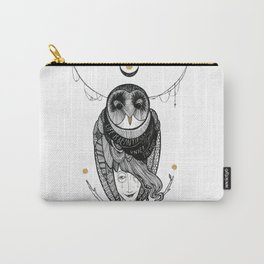 bird women Carry-All Pouch