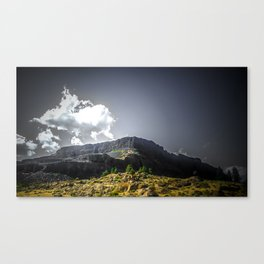 Desert in the Pacific NW Canvas Print