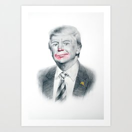 Mc Donald Art Print