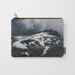 Expanse of Mount Ruapehu Carry-All Pouch