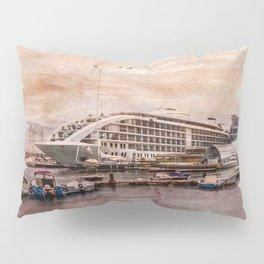 Sunborn Yacht Hotel, Gibraltar Pillow Sham