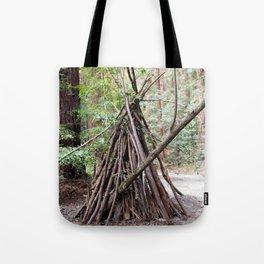 Teepee Tote Bag