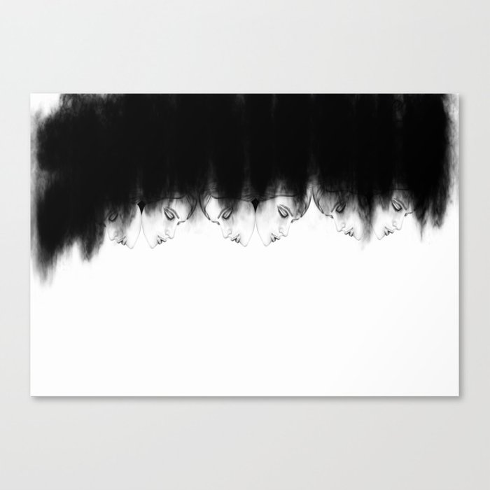 Quiet Thoughts Canvas Print