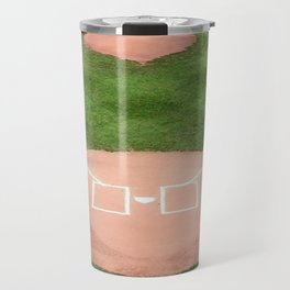 Baseball field Travel Mug
