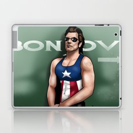Bon Jovi -Backstage Laptop & iPad Skin