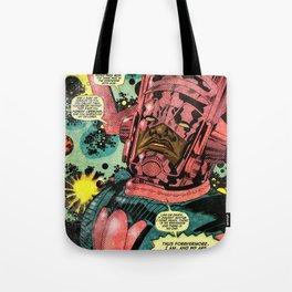 MO' BLACKTUS Tote Bag