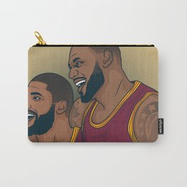 Lebron and Kyrie Carry-All Pouch