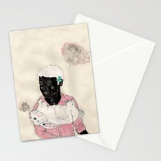 Lucky-Girly you Stationery Cards