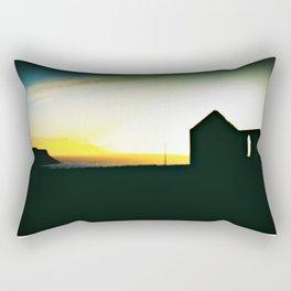 We Made It - Original Photographic Work Rectangular Pillow