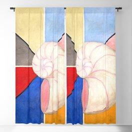 "Hilma af Klint ""The Swan, No. 19, Group IX-SUW"" Blackout Curtain"