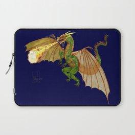 dragon_green   Laptop Sleeve