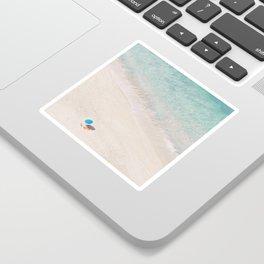 The Aqua Umbrella Sticker