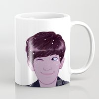 exo Mugs featuring Chanyeol by JohannaTheMad