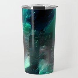 Underwater City Travel Mug