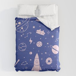 Come into my galaxy Comforters
