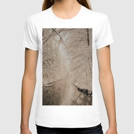 the winter is gone T-shirt