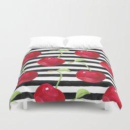 Cherry pattern Duvet Cover