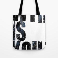 WTHISYOU Tote Bag