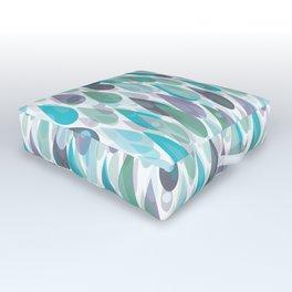 Let it Rain II Outdoor Floor Cushion