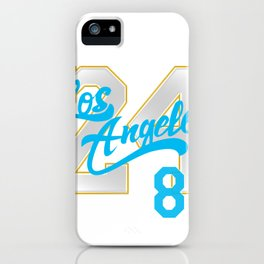 Lengends Creative jerseys iPhone Case
