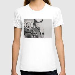 vintage kodak camera #1 T-shirt