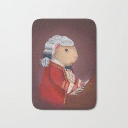 Guinea Pig Mozart Classical Composer Series Bath Mat