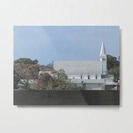 CHURCH Metal Print