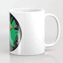 Rio de Janeiro skyline looks like ring Coffee Mug