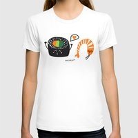 sushi T-shirts featuring sushi by Sucoco