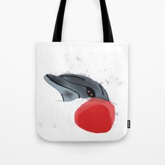 Japan, Stop Dolphin Slaughter! Tote Bag