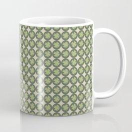 Four leaf clover pattern Coffee Mug