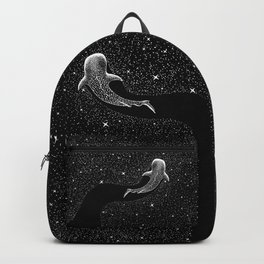 Star Eater (Black Version) Backpack