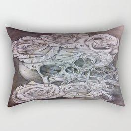 Modern Decay Rectangular Pillow