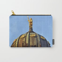 French Cathedrale - Gendarmenmarkt - Berlin Carry-All Pouch