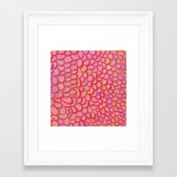 scales Framed Art Prints featuring scales by Matthias Hennig