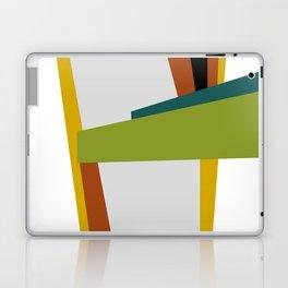 Mid Century Composition 2 Laptop & iPad Skin