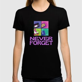 Never Forget Retro T-shirt