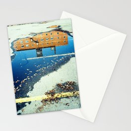 Cross the Line Stationery Cards