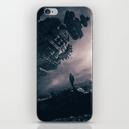 The Structure iPhone Skin