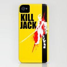 KILL JACK - ASSASSIN iPhone (4, 4s) Slim Case