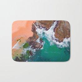 Spoon Bay Rocks. Bath Mat