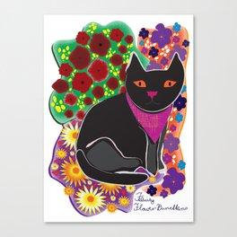 Felicity Flower-Bunchkins Canvas Print