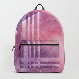 pink diamond Backpack