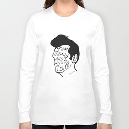 How soon is now? Long Sleeve T-shirt