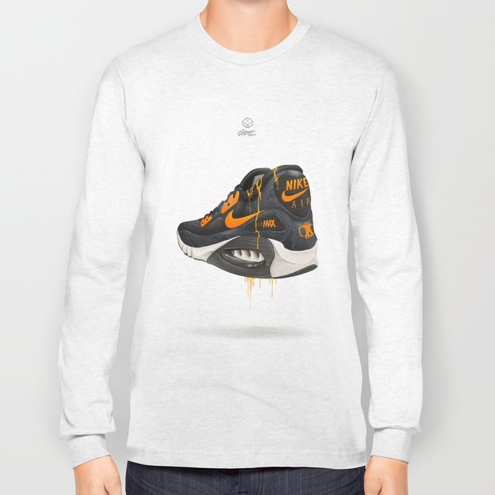 Anti-Gravity Long Sleeve T-shirt