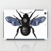 bug iPad Cases featuring BUG by shirleyabramson