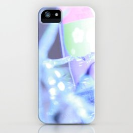 Abstract glass iPhone Case