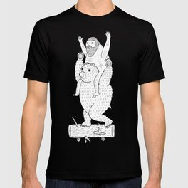 On a cause which contributed to the expulsion of the Lithuanian bear T-shirt