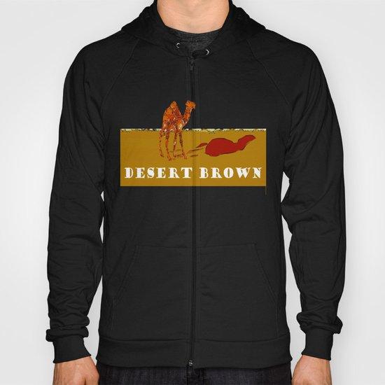 Desert Brown Hoody