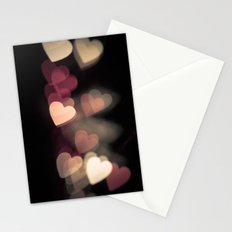 Valentine in pink Stationery Cards